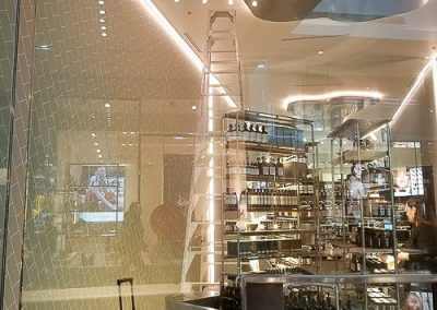 AESOP- Repairs to lighting Melba Electrical Services
