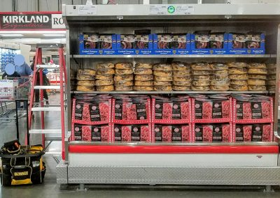 Costco- Repairs to commercial fridge installed by Melba Electrical Services